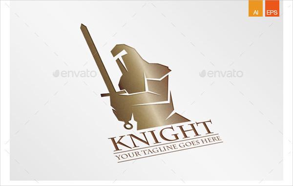 Creative Knight Logo Template