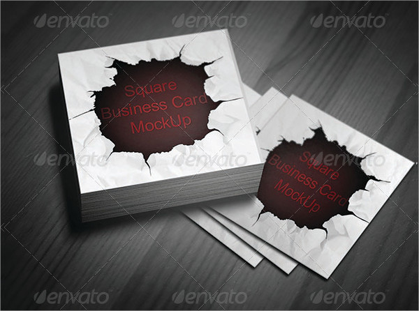 Easy to Edit Business Card Design