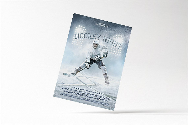 Best Hockey Experts Flyer