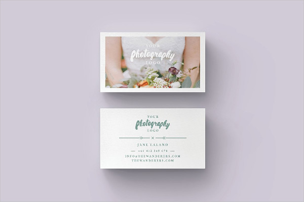 WANDERERS Business Card Template