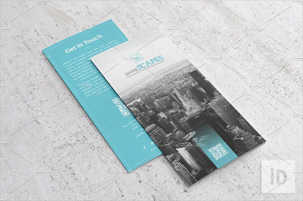 App Cool Brochure Template
