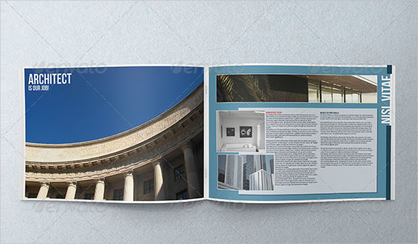 Cool Architecture Brochure Template