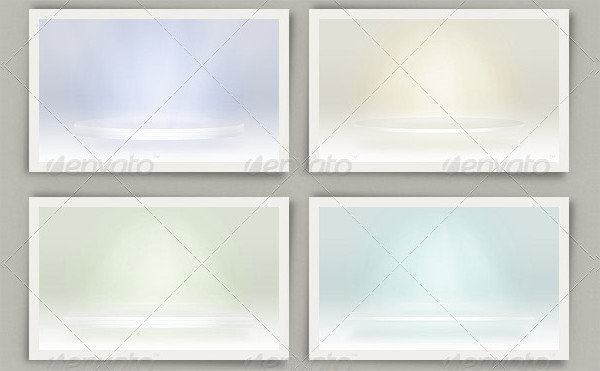 Soft Color Products Backgrounds