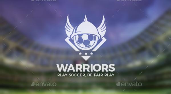 Warriors Soccer Logo