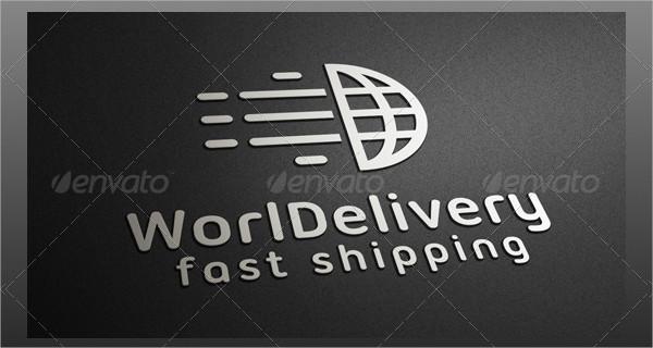 World Shipping Logo Design