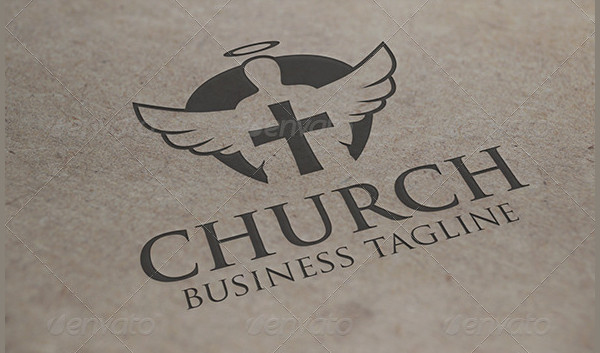 Church of God Logo Template