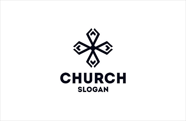 Professional Church Logo Template