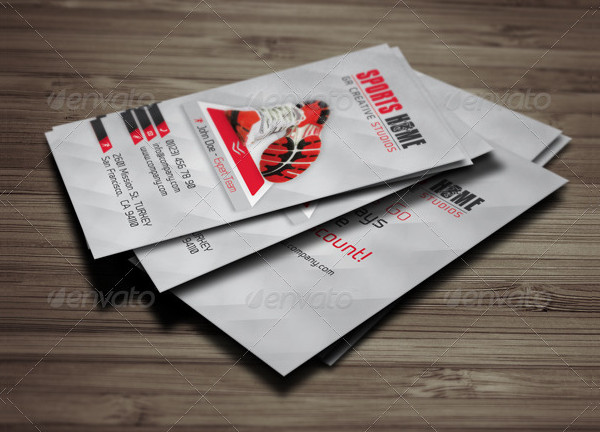 Best PSD Business Card Template