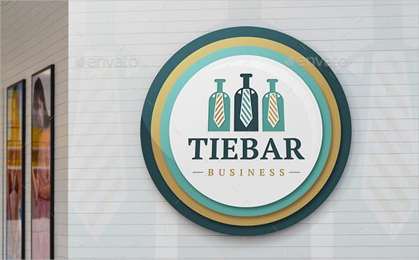 Tie Beverage Logo Design