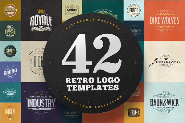 42 Logo Templates Bundle