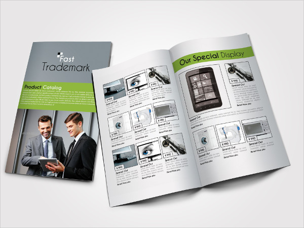 Business Innovation Product Bifold Brochure