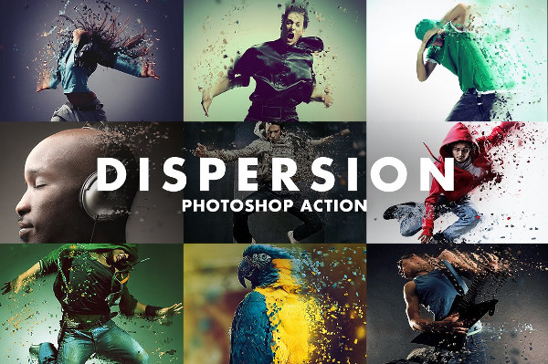 Cool Dispersion PS Action
