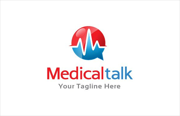 Medical Consulting Logo Template