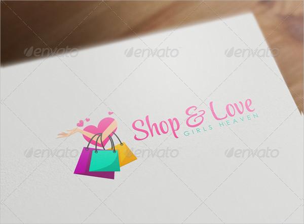 Boutique & Fashion Shop Logo