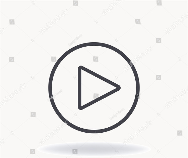 Simple Play Button