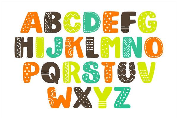 Cute & Playful Font