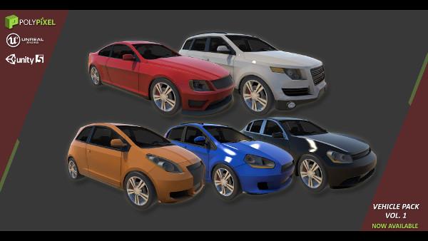 Perfect Car 3D Models