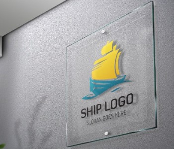 Shipping Logo Templates