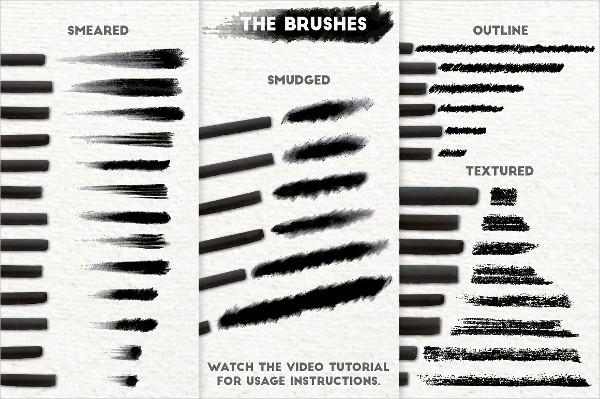 Best Charcoal Brush Set Download
