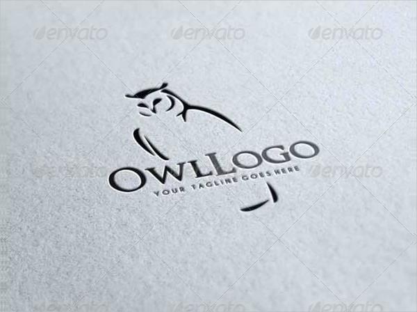 Owl Logo Clothing