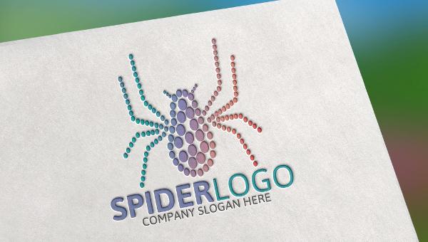 Spider Logo Templates