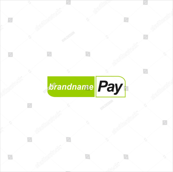 Cool Payment Service Logo Template