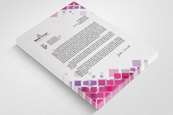New Business Letterheads