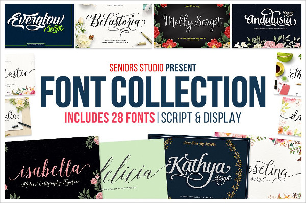 Wanted Poster Fonts Collection