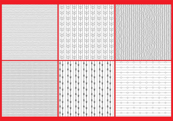 Black And White Line Patterns Free Download