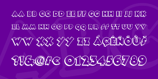 Cartoon Font Free Download