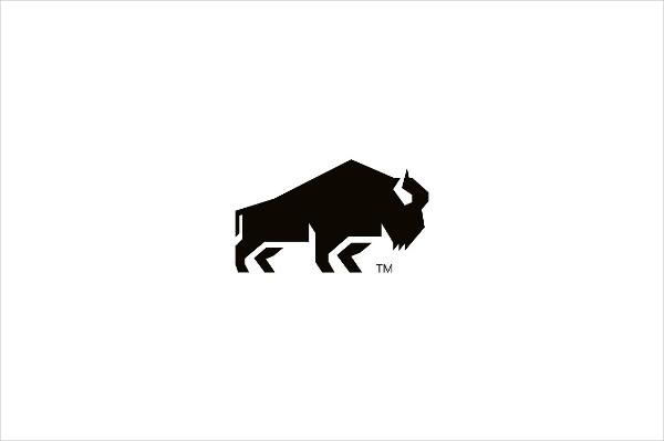 Bison Creative Logo Design