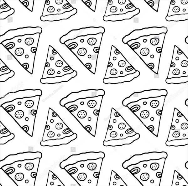 Trendy Pizza Patterns