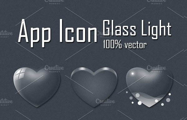 Cool Glass App Icon