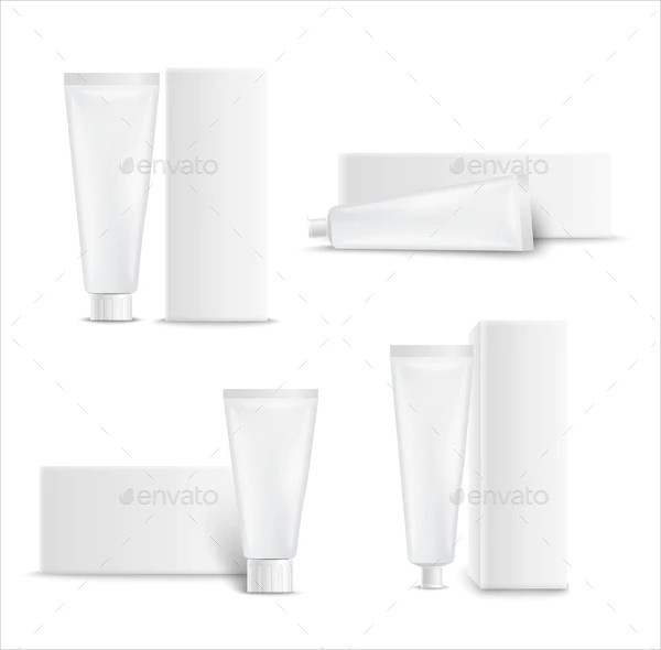 Dental Care Toothpaste Packages Set