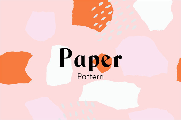 Editable Paper Patterns