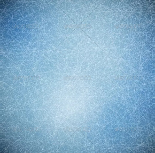 Ice Background with Lines