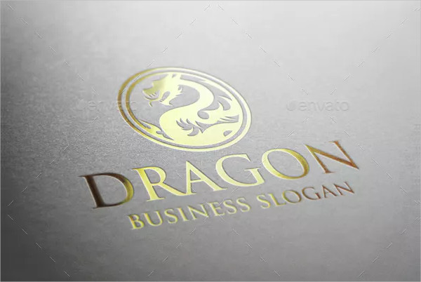 Creative Dragon Logo Designs