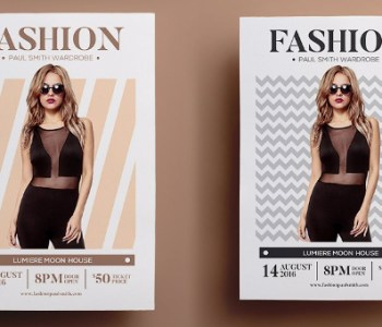 Boutique Flyer Template