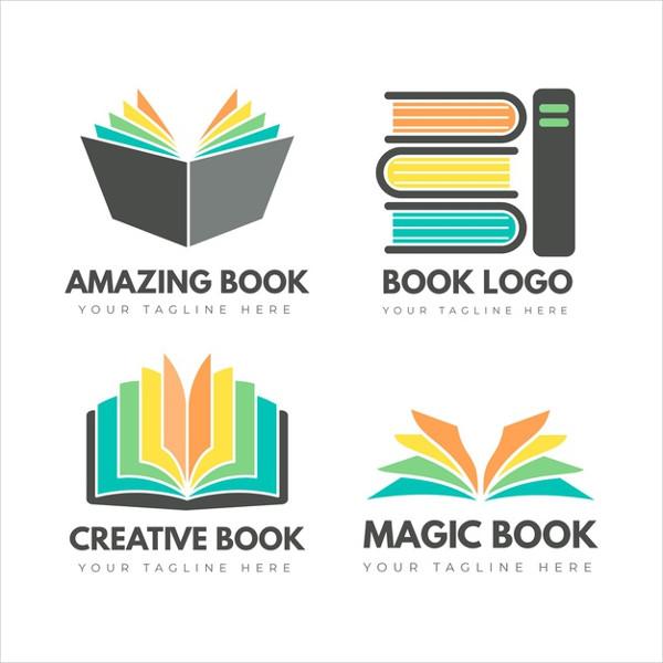 Great Book Logos Free Download