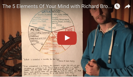 The 5 Elements of Your Mind with Richard Brook