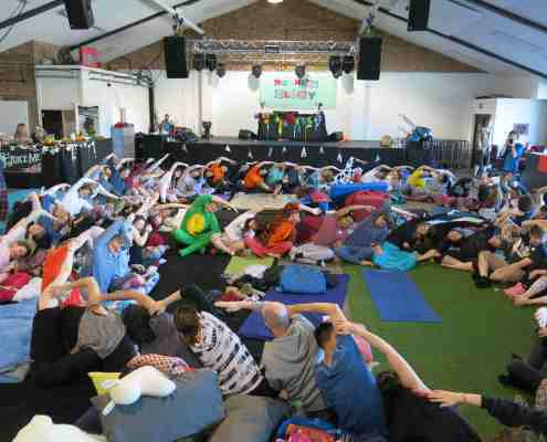 Corporate Yoga Events London