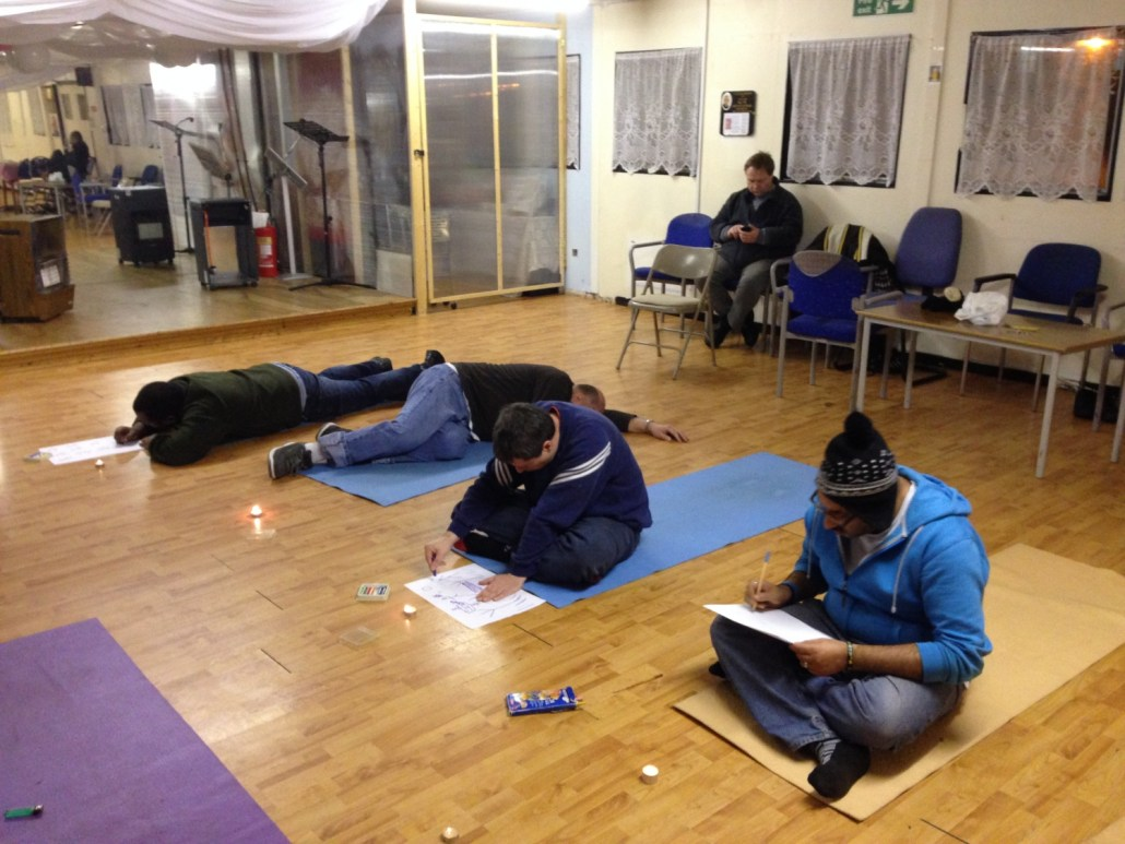 Yoga for Adults with Learning Difficulties London