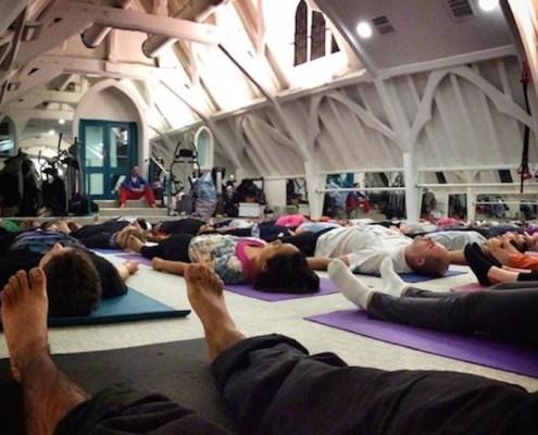 Yoga with Richard Brook Creative Wellness
