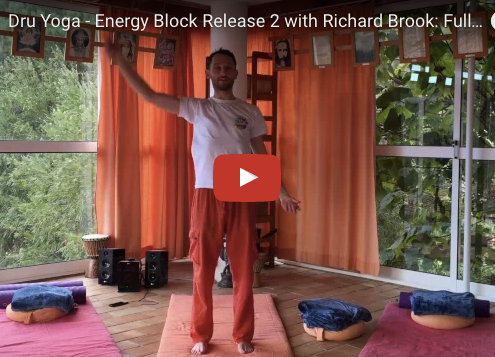 Dru Yoga with Richard Brook - Short Class