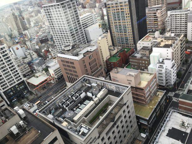 Buildings in Yokohama - iPhone 6S Plus Camera Review
