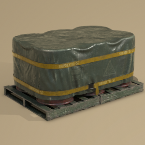 Covered Barrels game prop is now available in Unity Assetstore.