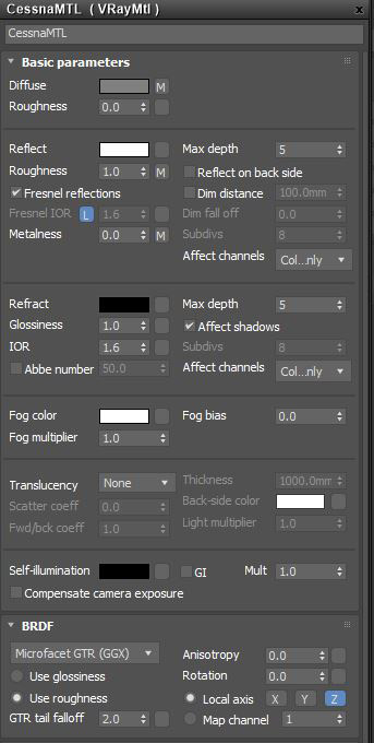 "Don't forget to switch to ""roughness"" in VrayMtl setting. This inverts the input to use roughness map instead of gloss."