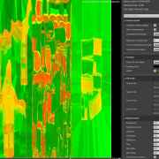 Don't forget to uncheck sRGB when using RGB channels as masks