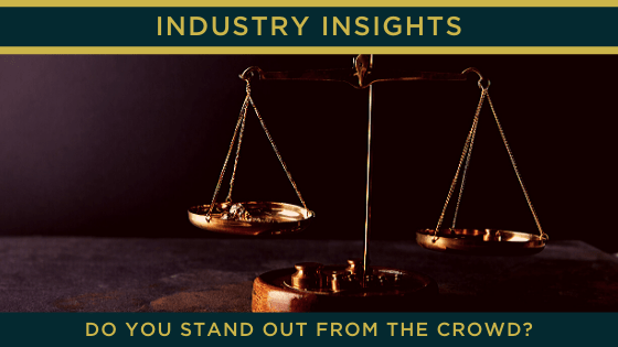 Accountants – do you stand out from the Crowd?