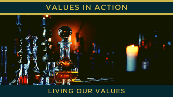 How We Live Our Values